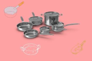Best non stick cookware for Indian cooking review