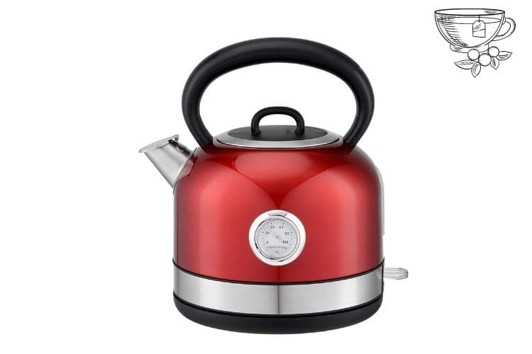 Hafele Dome - Electric Stainless Steel Kettle