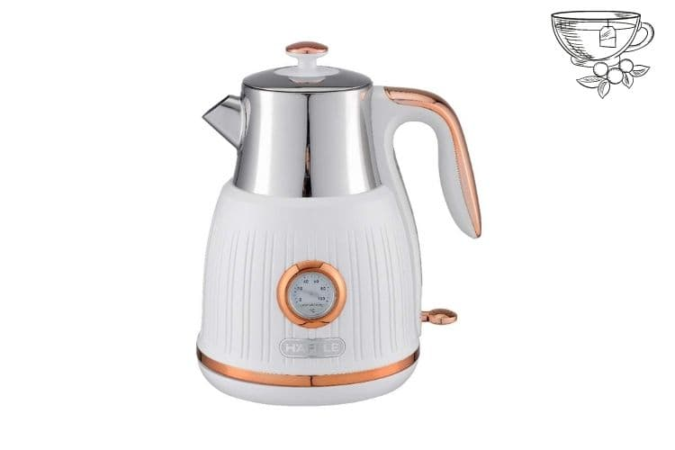 Hafele Queen - Electric Stainless Steel Kettle