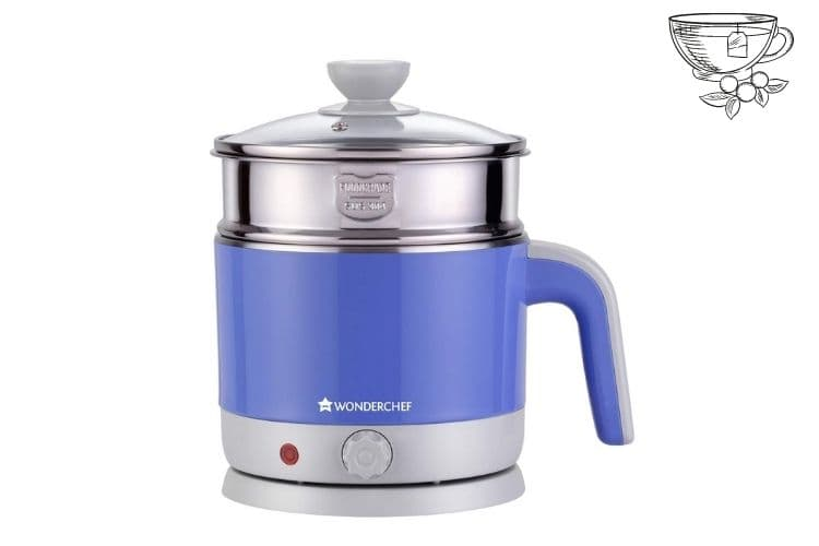 Electric kettle for travel