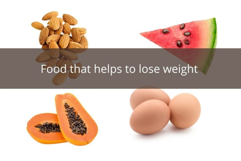 Foods that don't increase weight