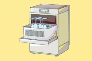 Bosch apartment dishwasher