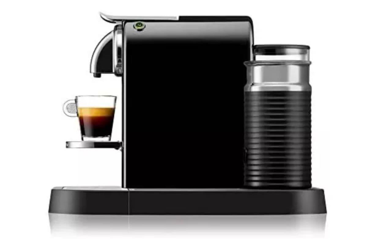 Nespresso CitiZ and Milk Review