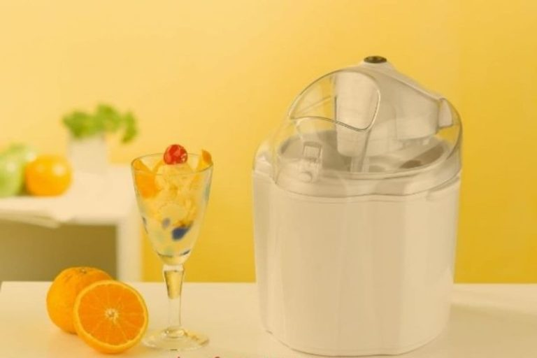 Ice cream maker for kids