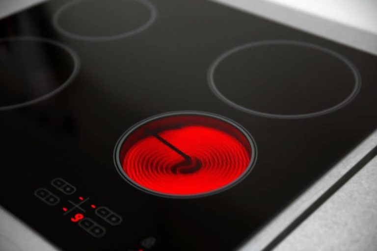 How to change an electric hob