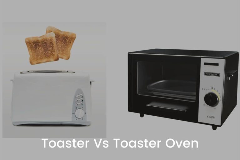 How does a microwave toaster oven combo work