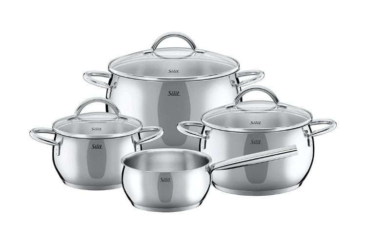 WMF  Nobile Cookware Set review