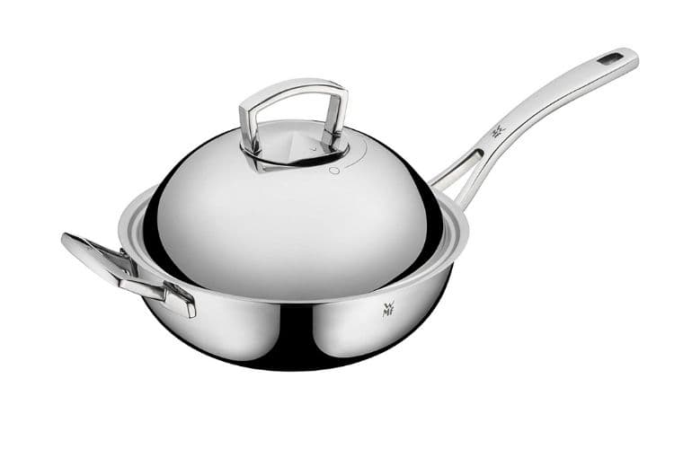 WMF Wok Multiply 28cm with Metal lid