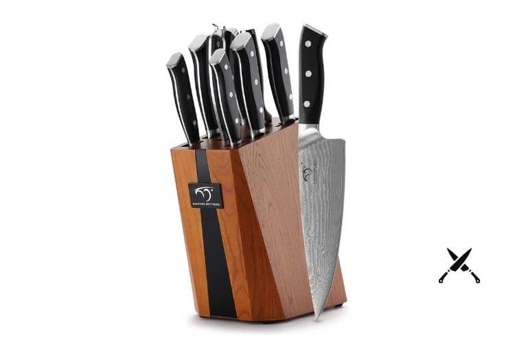 Best home kitchen knife set