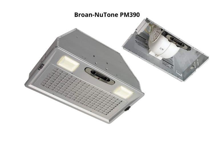 Broan-NuTone PM390 non vented range hood