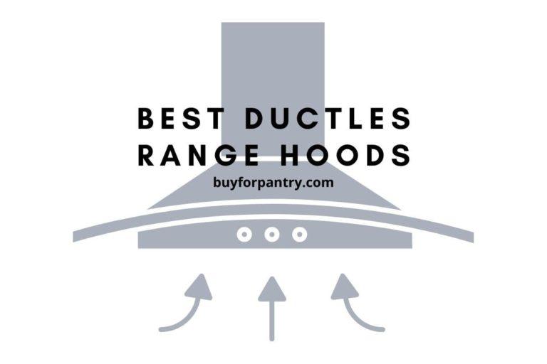 best recirculating range hood in US