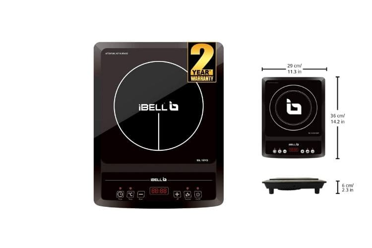 Cheap induction cooker in India