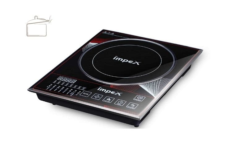 Impex Omega Touch Control Induction Cooktop