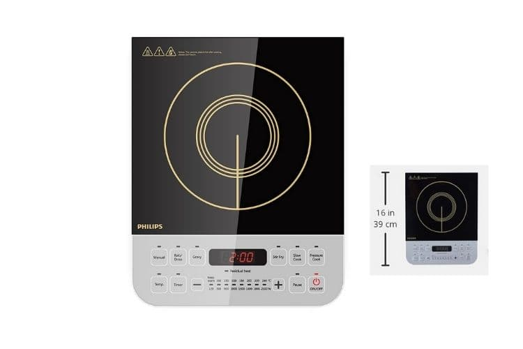 Philips induction cooktop review